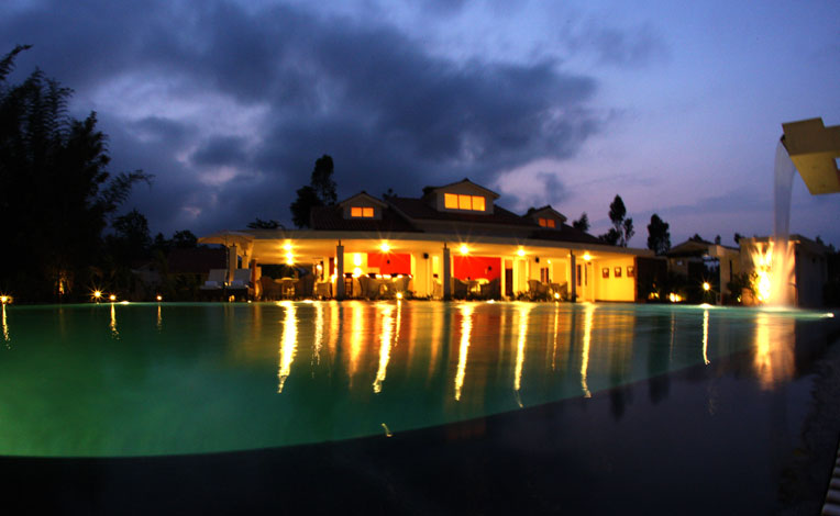 Amanvana Eight Island Luxury Resort Coorg