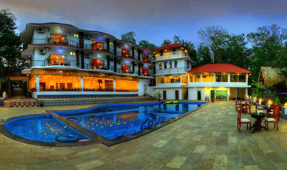 Club Mahindra Madikeri Hotel Coorg Rooms Rates Photos
